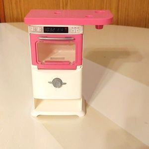 A doll oven